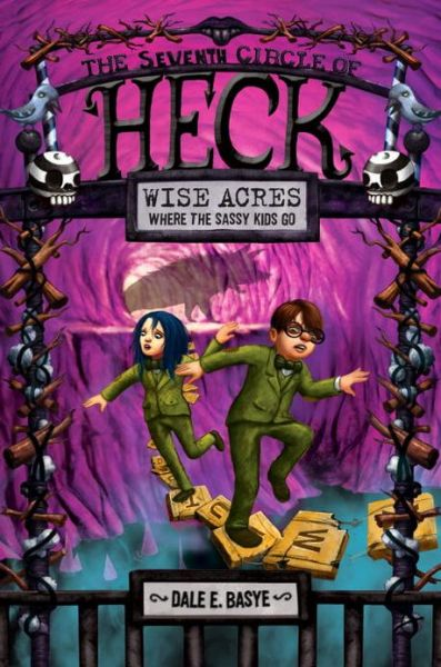 Wise Acres: The Seventh Circle of Heck is an Amazon Best Book of the